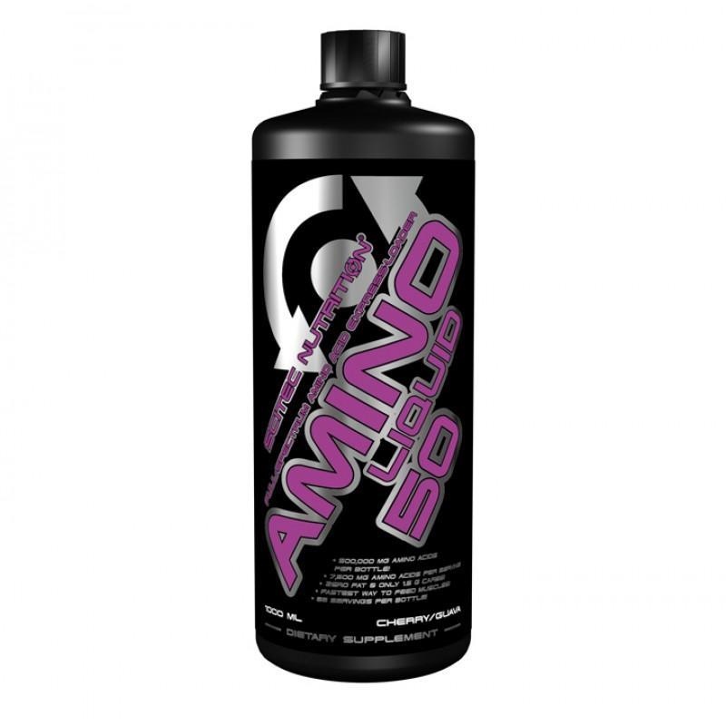 SCITEC - Amino Liquid 50 - 1000 МЛ