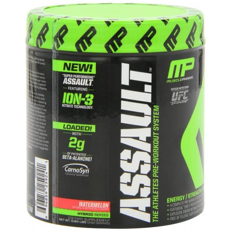 MusclePharm - Assault - 20 дози