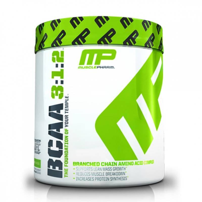 MusclePharm - BCAA 3:1:2 - 215 Г