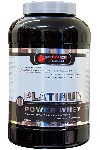 Platinum Power Whey 1800гр