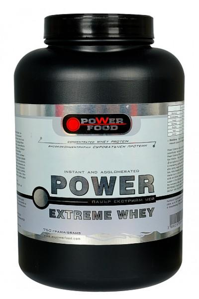 Power Extreme Whey - 750 gr