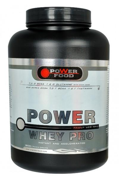 Power Whey Pro - 500 gr