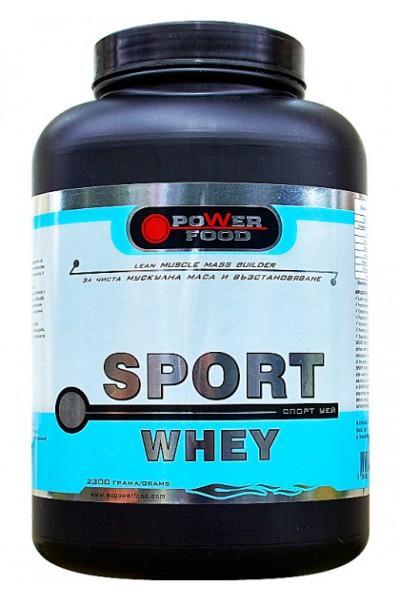 Sport Whey - 500 gr