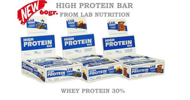 Протеинови барове 80gr/ NSN 100% Whey Protein Bar