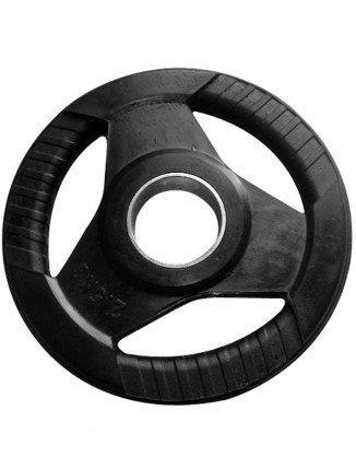 HOS Диск олимпийски гумиран - 1 x 15kg