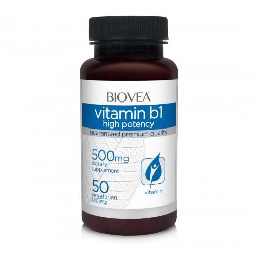 Biovea VITAMIN B12 Methilcobalamin 500mcg