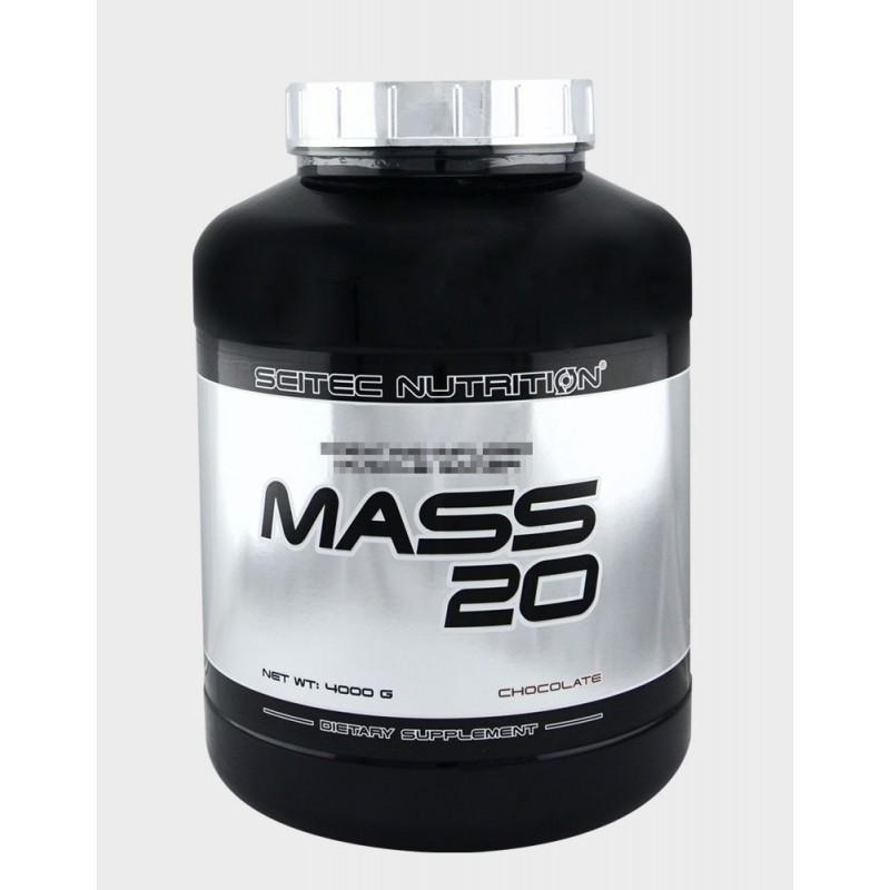 Mass 20 - 4000 Г SCITEC