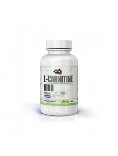 L-CARNITINE 1000 МГ - 30 Капсули