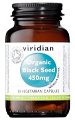 Органичен черен кимион, 30 капсули