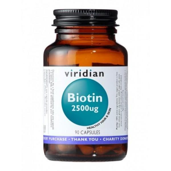 Биотин 2500 мг.