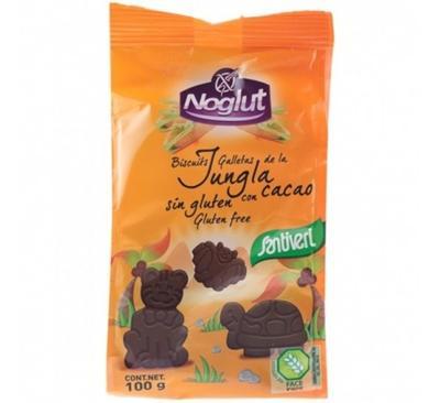 Детски бисквити Джунгла с Какао, без глутен