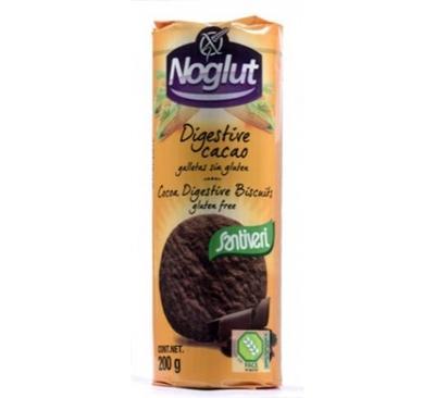 Какаови бисквити Диджестив, без глутен, без яйца