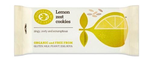 Бисквити с лимон,150гр.,БИО