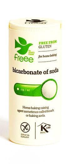 Сода бикарбонат,200 гр.