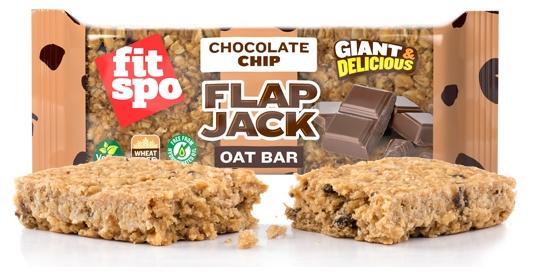 Flap Jack -Шоко чип 90гр.