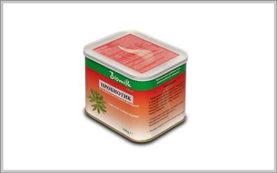 Биомилк Антиоксидант, пробиотик - 250 Грама