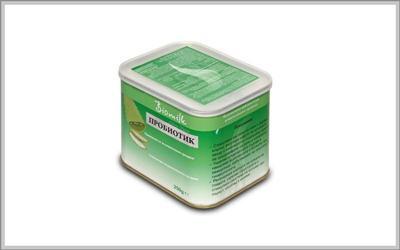 Биомилк Алое Вера, пробиотик - 250 грама