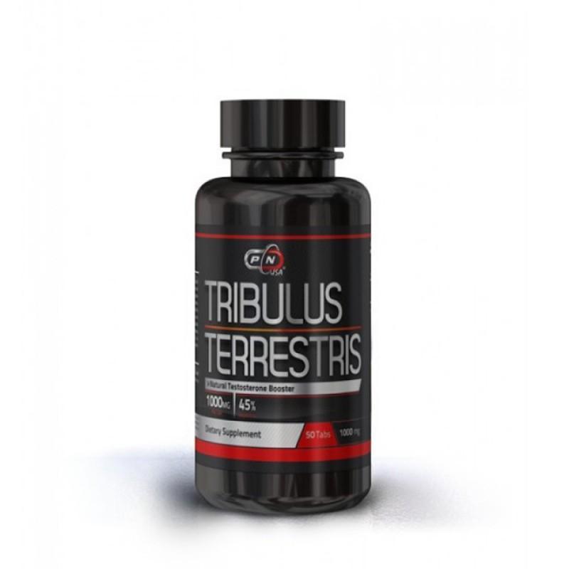 TRIBULUS TERRESTRIS 1000 МГ - 50 Таблетки