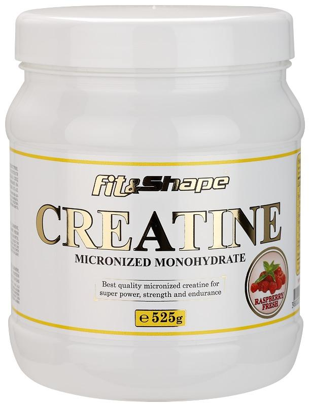 "CREATINE Monohydrate JUICY FRESH ""ОВКУСЕН"" MICRONIZED CREATINE 525гр"