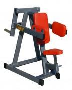 Ррамо латерал - свободни тежести