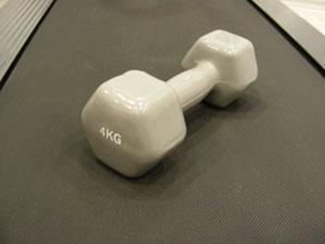 Гира винил 4 кг, HOS-D 22 - GR-PRO