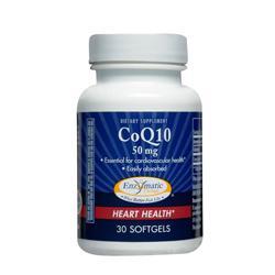 Коензим Q10 ЕТ 50 mg x 30 SG капс.