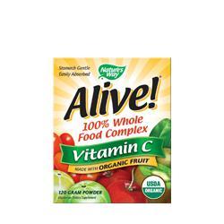 Витамин С – АЛАЙВ 500 mg x 120 g пудра