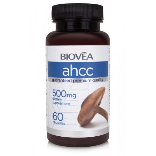 Biovea AHCC 60 капсули
