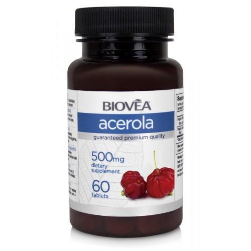 ACEROLA 60tabs Biovea