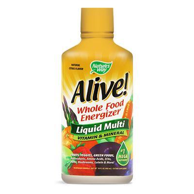 Alive! / АЛАЙВ ® Течен Мултивитамин