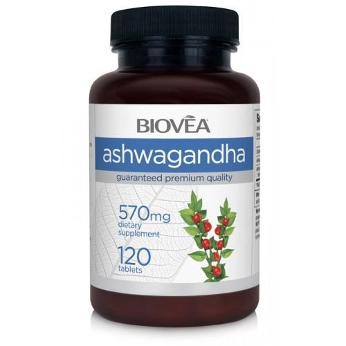 Biovea ASHWAGANDHA 120 таблети