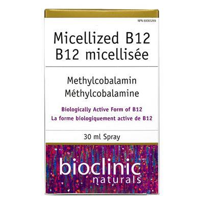 Витамин В12 / Метилкобаламин мицелизиран (спрей) 1000 µcg