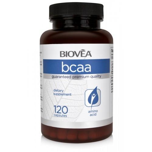 Biovea BCAA 120 капсули