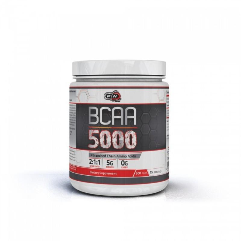 BCAA 5000 - 300 Tаблетки Pure Nutrition
