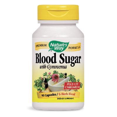 Блад Шугар 378 mg х 90 капс.