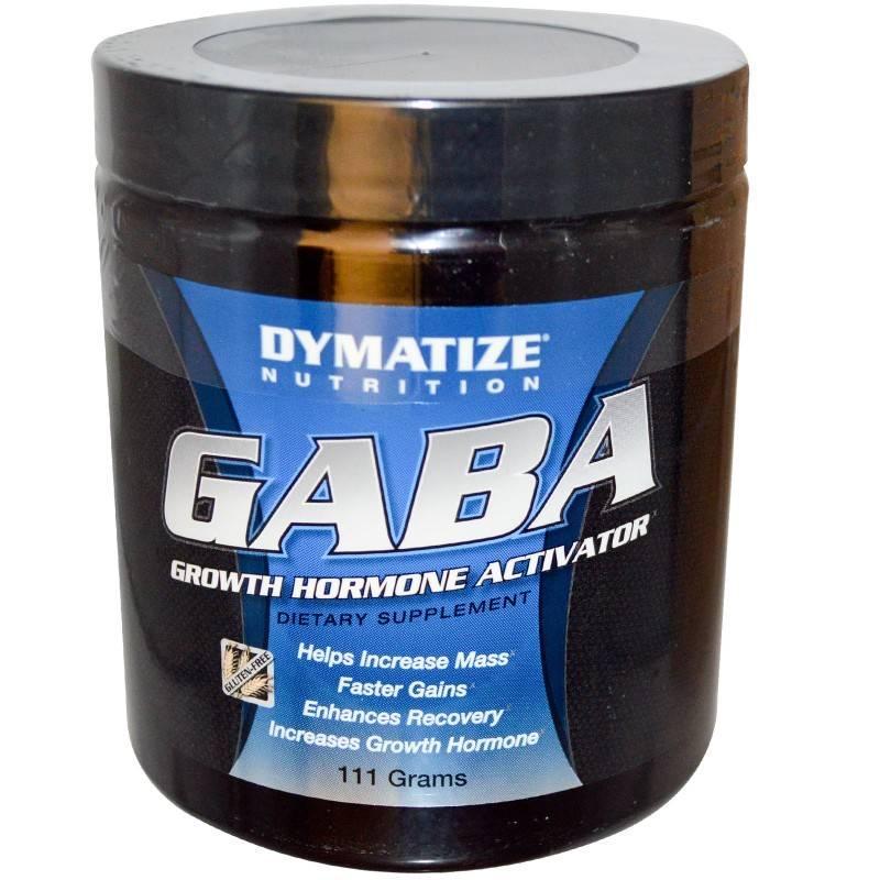 GABA Powder 111 Г. DYMATIZE
