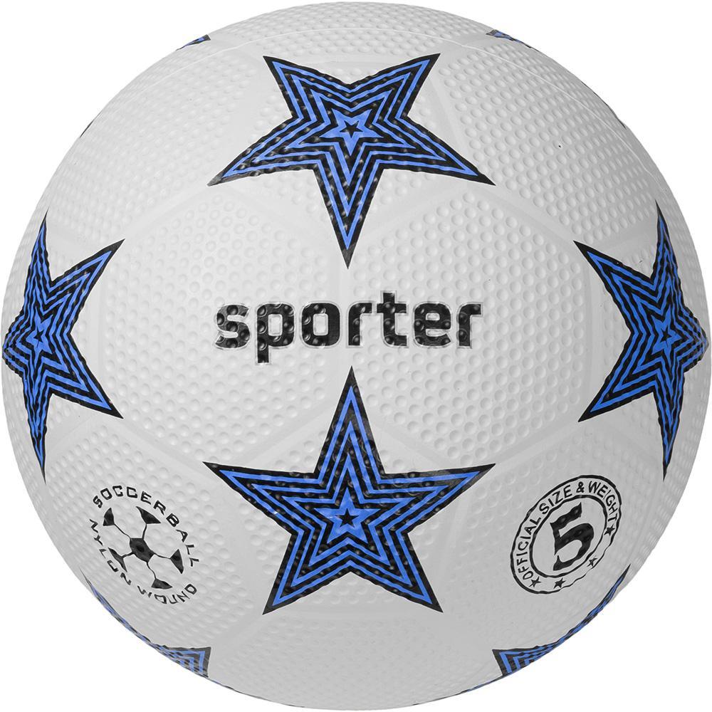 HOS Футболна топка - гумена