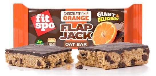 Flap Jack -Портокал и шоколад 100гр.
