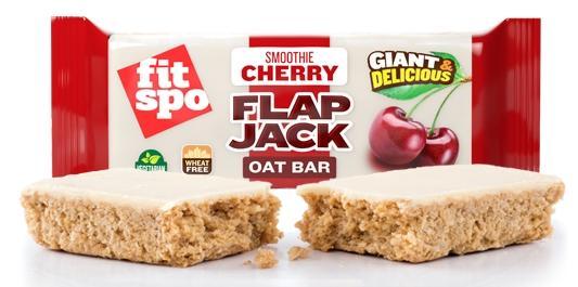 Flap Jack – Череша 100гр.