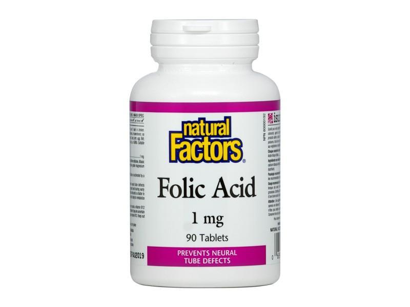 Фолиева киселина 1 mg