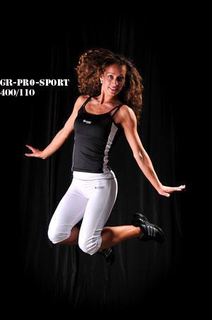 GR-PRO SPORT 400/110 спортен дамски потник
