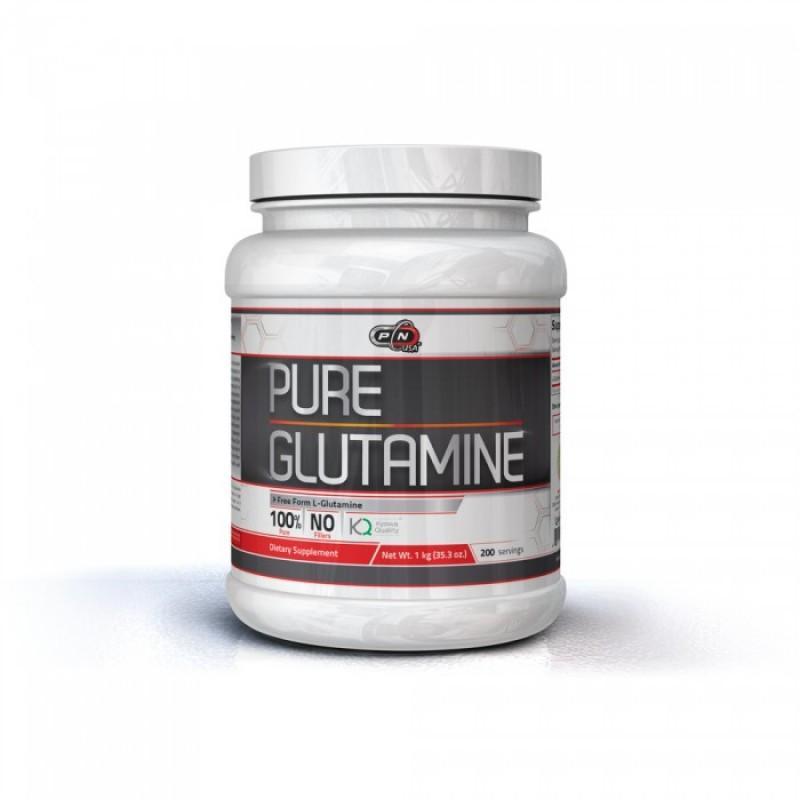 100% PURE GLUTAMINE - 1000 Г