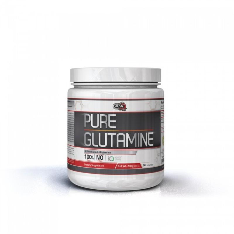 100% PURE GLUTAMINE - 250 Г