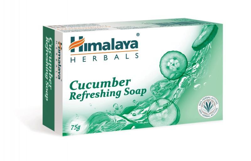 Освежаващ сапун с краставица 75 гр.