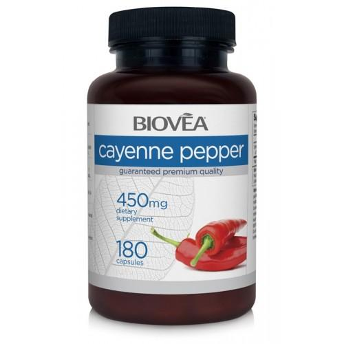 Biovea CAYENNE PEPPER 450mg