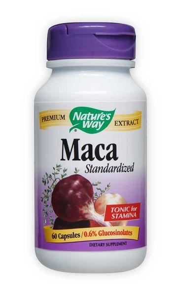 МАКА 450 мг. 60 капсули