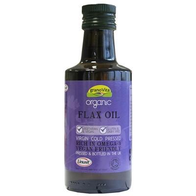 Organic Omega-3 Flax Oil /Ленено масло/