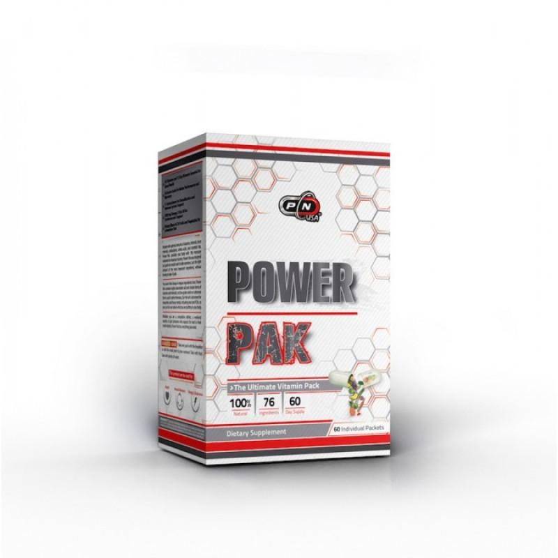 POWER PAK - 60 Пакета Pure Nutrition