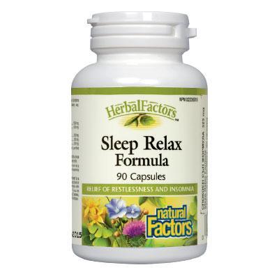 Sleep Relax Formula (Спокоен сън формула) 325 mg х 90 капсули