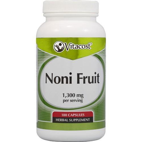 Noni Fruit - 180 Capsules